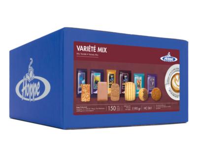 Hoppe Koffiekoekjes Variété Mix 150 stuks