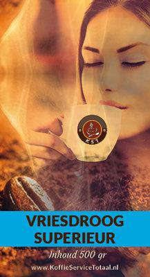 KST Vriesdroog koffie Superieur 500 gram