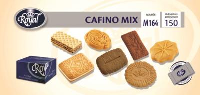 Royal Biscuit Cafino Mix Koekjes 150 p/st verpakt