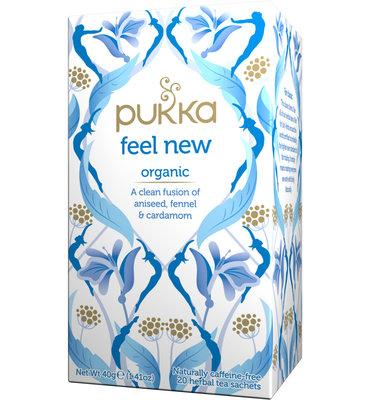 Pukka Feel New Bio (20 Theezakjes)