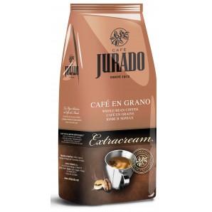 Café Jurado Natural Extra Cream Koffie Bonen 1kg