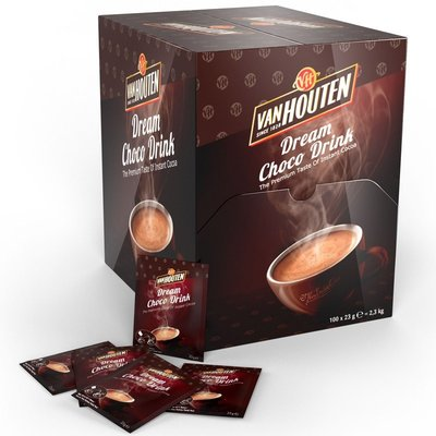 VH Chocolate Drink portion sachets