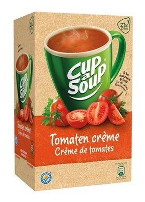 Unox Cup-a-Soup Tomaten Créme 21 x 175 ml
