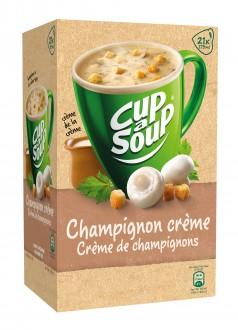 Unox Cup-a-Soup Champignon creme 21 x 175 ml
