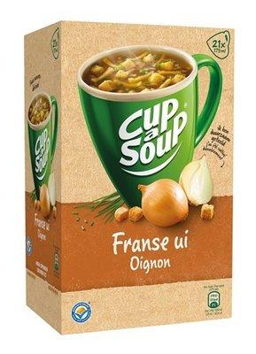 Unox Cup-a-Soup Franse Uien 21 x 175 ml