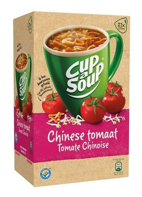 Unox Cup-a-Soup Chinese Tomatensoep 21 x 175 ml