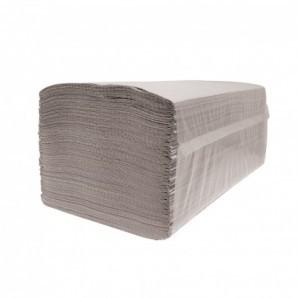 Handdoekjes Recycled 23X25cm ZZ-Fold 1 Laags 20x250 stuks