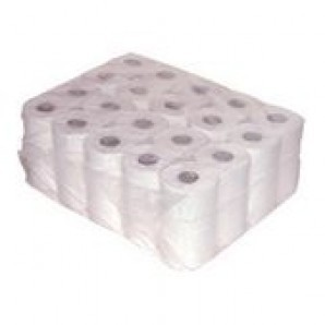 Toiletpapier 40X400 Vel Wit Recycled 2-laags