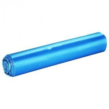 Vuilniszakken 70x110cm 60mu blauw