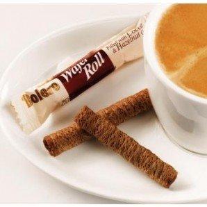 Bolero Wafer Rolls Cacao & Hazelnut Cream 400 Stuks