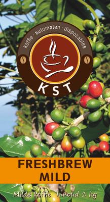 KST Freshbrew Koffie Mild 1 kg.