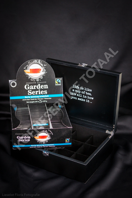 Garden Series Engelse melange Fair Trade Theezakjes 100 x 2 gram
