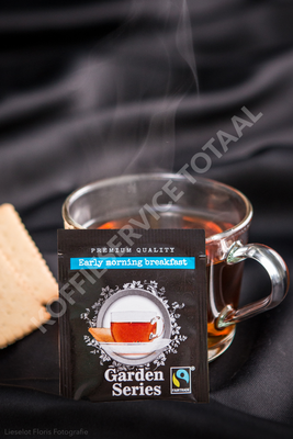 Garden series English Blend Early Morning Breakfast Fairtrade 25 x 2 Gram