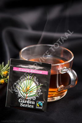 Garden series Classic Rooibos, Fairtrade 25 x 2 Gram