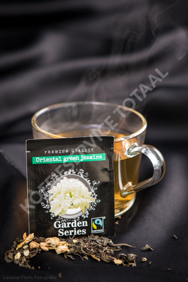 Garden series Oriental Green Jasmine, Fairtrade 25 x 2 Gram