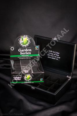 Garden Series Groene Thee Fair Trade Theezakjes 100 x 2 gram