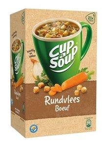 Unox Cup-a-Soup Rundvlees 21 x 175 ml