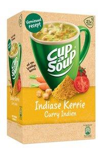 Unox Cup-a-Soup Indiase Kerrie 21 x 175 ml