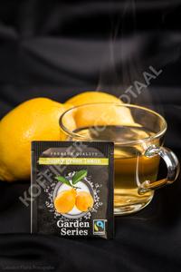 Garden series Sunny Green Lemon, Fairtrade 25 x 2 Gram