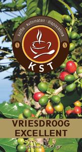 KST Voordeelpakket Instant Excellent - 2 Zak KST Excellent Koffie 500gram - 1 zak Grubon Topping 100 1kg.- 1 zak Grubon Topping 60 750gram - 2 zak KST Cacao 750gram