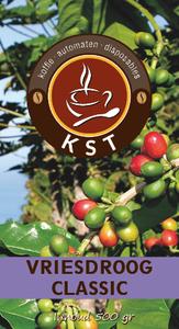 KST Voordeelpakket Instant Classic - 2 Zak KST Classic Koffie 500gram - 1 zak Grubon Topping 100 1kg.- 1 zak Grubon Topping 60 750gram - 2 zak KST Cacao 750gram